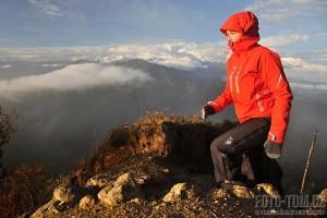 Mountain Hardwear focení