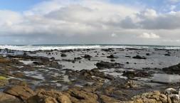 Pobřeží Nového Zélandu, panorama