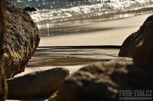 Pláž Tasmanova národního parku, Zéland