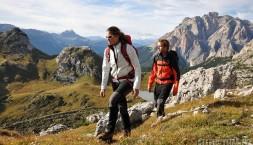 Focení v Dolomitech