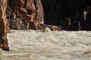 Grand Canyon, Colorado river rafting