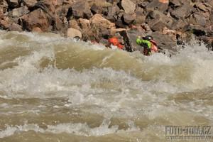 Colorado, Grand Canyon, Hermit rapid