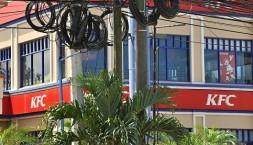 Město La Ceiba - městská divočina a do toho fastfoody