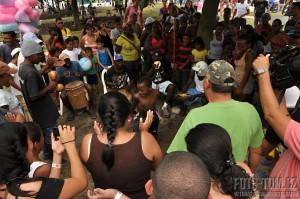 Velikonoční svátky v Hondurasu, La Ceiba