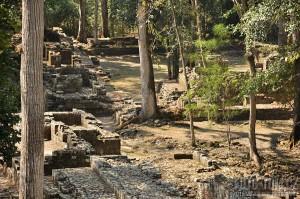 Ruiny Májského města v Copánu, Honduras