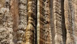 Hierve El Agua - zkamenělé vodopády