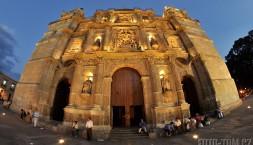 Podvečerní Oaxaca